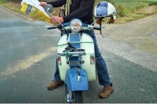 Beruchte Hasseltse scooterdief pleegt vijf dagen na vrijlating weer diefstal