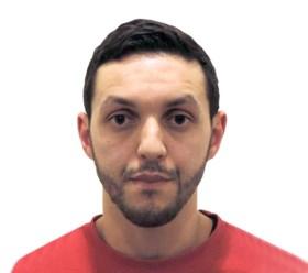 Terreurverdachte Mohamed Abrini aanwezig op reconstructie van aanslag Zaventem