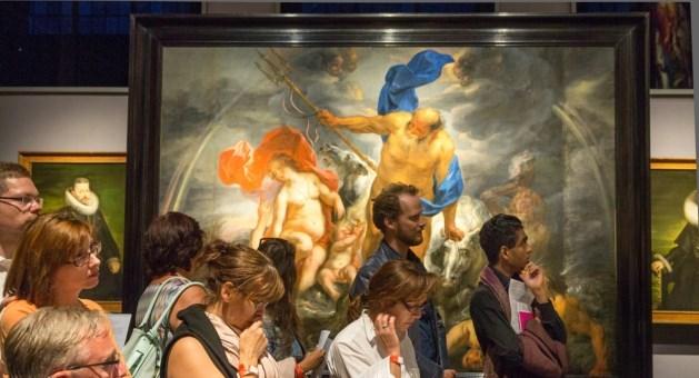 Jouw kunstwerk in het museum naast Rubens? Dat kan!