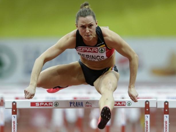 Drama voor Eline Berings: atlete mist EK en Olympische Spelen door zware knieblessure