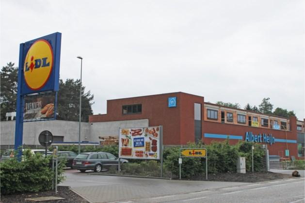 Supermarktoorlog in Zonhoven