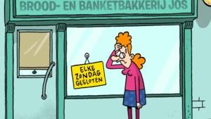 """Unizo reageert met cartoons op vakbondsacties: """"Ondernemers hebben geen uren"""""""