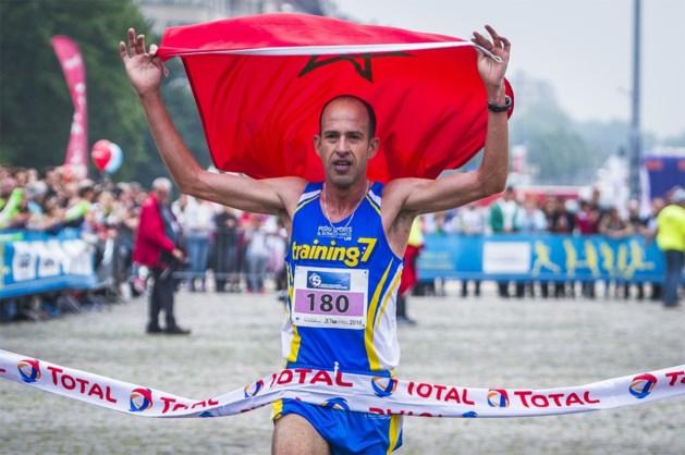 Overwinning 20 km door Brussel voor Najim El Qady en Manuela Soccol