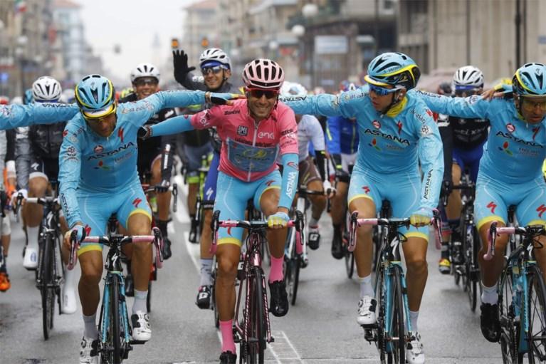 Arndt pakt slotrit na declassering Nizzolo, Nibali eindwinnaar van 99e Giro
