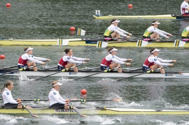 Nederland heeft weer een olympische Holland Acht
