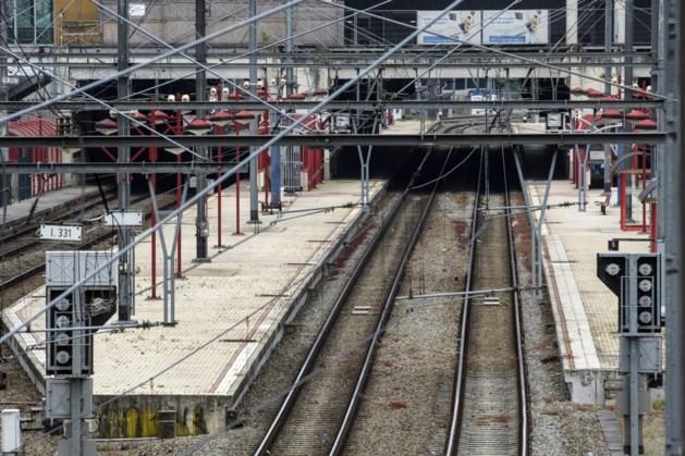 Meer dan 80 procent van treinen rijdt in Vlaanderen