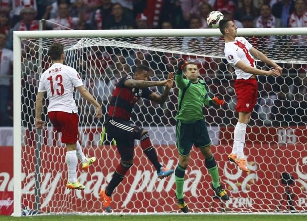 Polen kan in Frankrijk niet rekenen op middenvelder Maciej Rybus