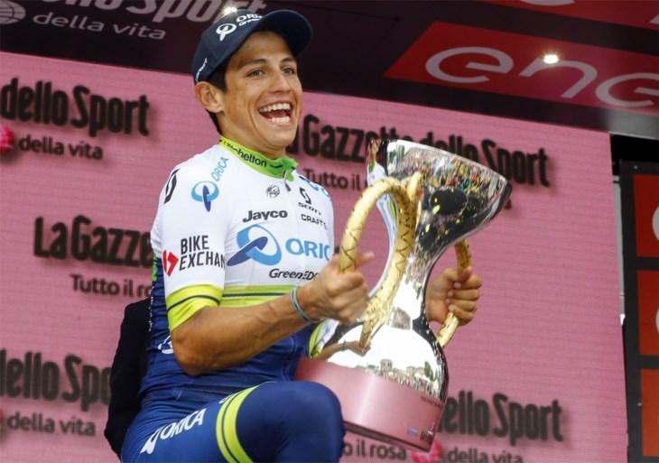 """Nibali: """"Etiket van topfavoriet woog zwaar"""""""