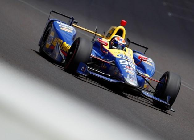 Amerikaan Alexander Rossi wint de 100e editie Indianapolis 500