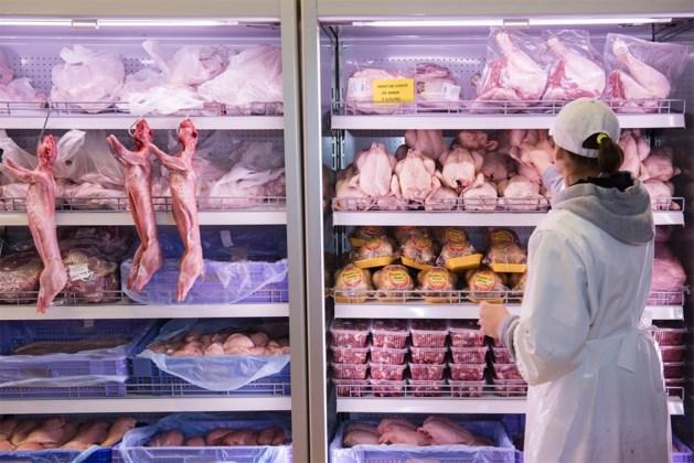 Controle op kippenvlees loopt mank