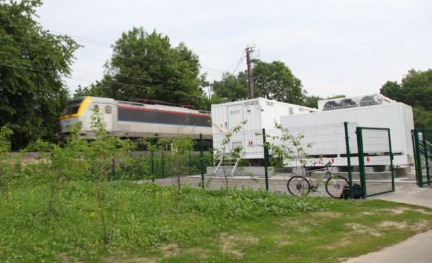 Infrabel neemt nieuw mobiel tractieonderstation in gebruik op lijn Landen – Hasselt