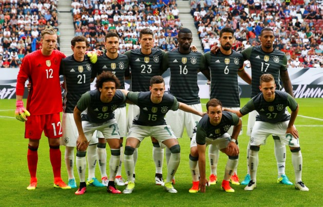 EK-selectie Duitsland