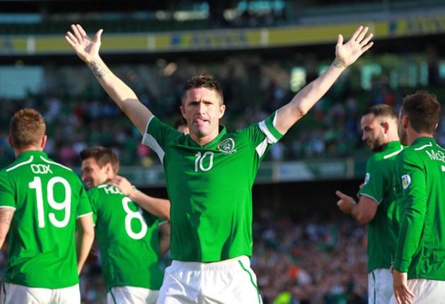 EK-selectie Ierland