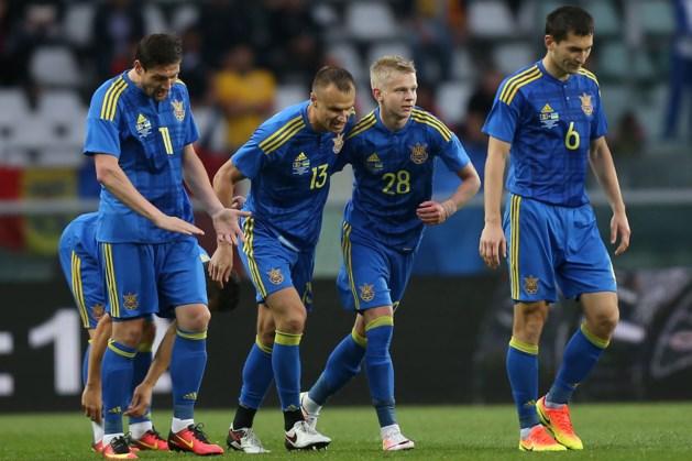 EK-selectie Oekraïne