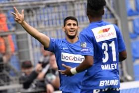 Genk alsnog naar Europa League na 5-1 tegen Charleroi