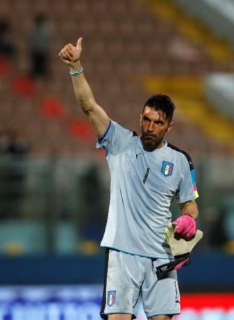 EK-selectie Italië