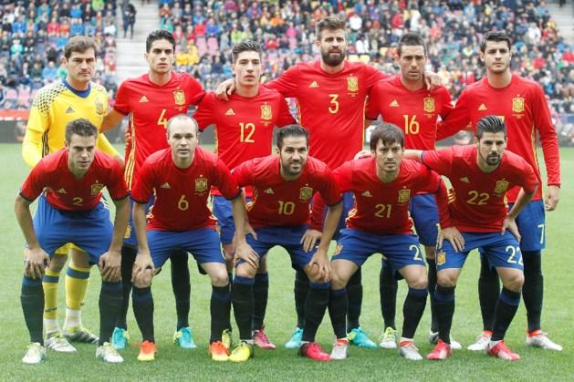 EK-selectie Spanje