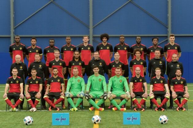 Ek-selectie België