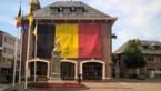 Stadhuis Tessenderlo kleurt zwart-geel-rood