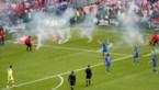 Daarom schoten Kroatische fans vuurpijlen af, UEFA start onderzoek