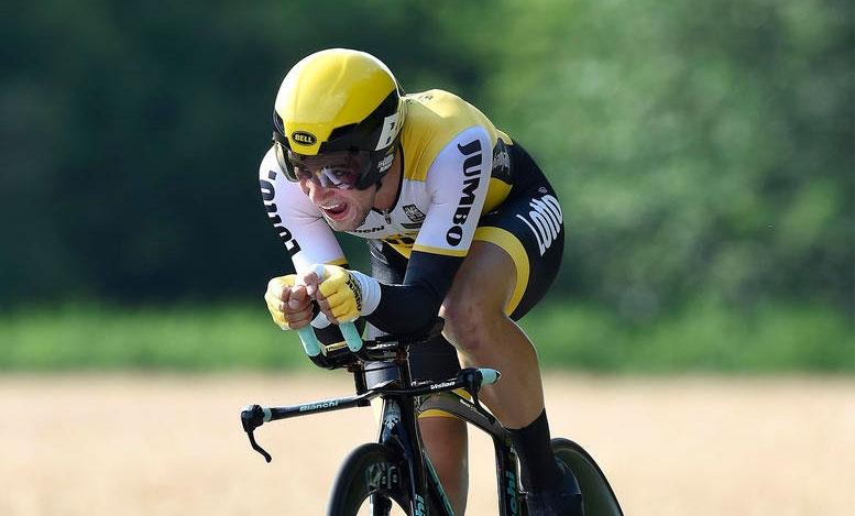 Victor Campenaerts wint BK tijdrijden na spannend ...