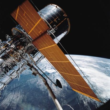 NASA laat Hubble ruimtetelescoop nog vijf jaar langer werken