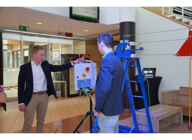 TISM-laureaten op PXL-Tech Award