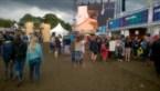VIDEO. Regen maakt Werchter-weide nóg zompiger