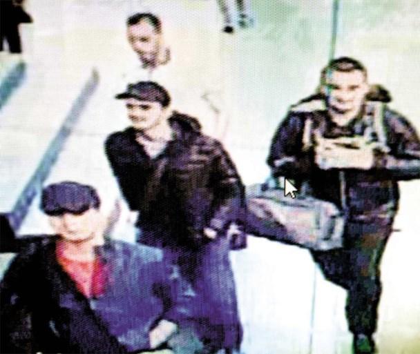 """""""Terroristen Istanbul wilden eerst mensen gijzelen"""""""