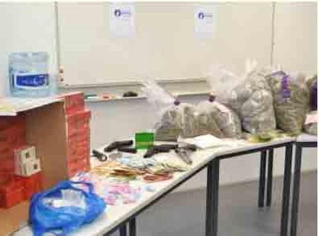 Looienaar opgepakt in drugsonderzoek