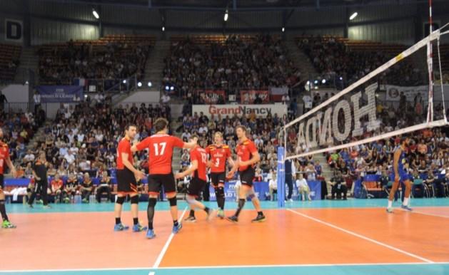 Red Dragons in tiebreak ten onder tegen Brazilië op World League Volley