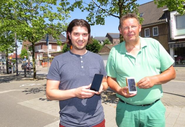 WhatsApp buurtpreventie project met steun van stad Bilzen