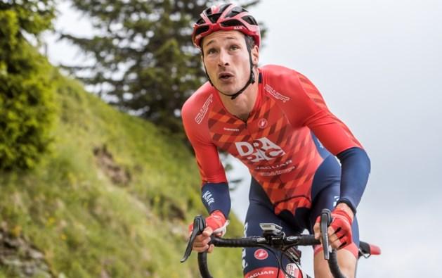William Clarke wint klimproloog van 600 meter in de Ronde van Oostenrijk