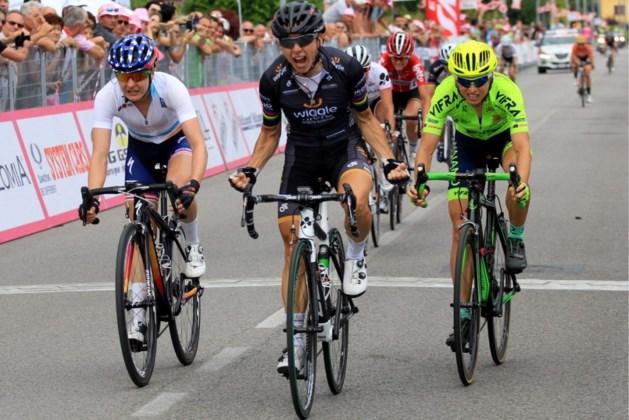 Giorgia Bronzini sprint naar winst in eerste etappe in Giro Rosa