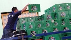 Heineken-kratjes inzet van bieroorlog