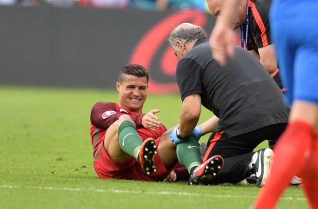 Dit is het verdict voor Ronaldo na zijn blessure