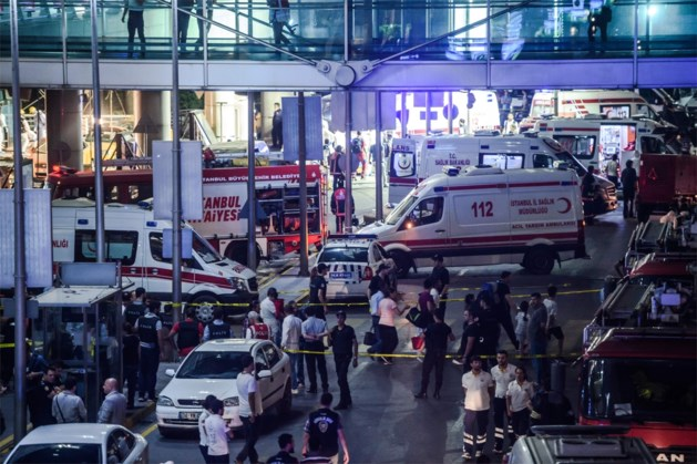 Identiteit van drie kamikazes aanslag Istanbul bekend