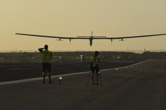 Solar Impulse rondt voorlaatste etappe van reis rond de wereld succesvol af