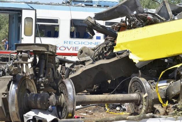 Zoekacties na treinongeval Italië afgelopen, 23 lichamen geborgen