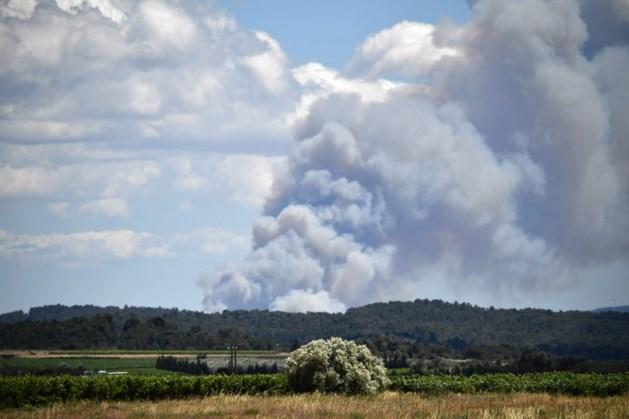 OPROEP: Franse campings ontruimd wegens branden