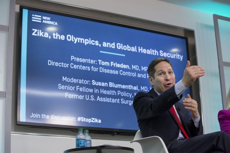 """""""Onwaarschijnlijk dat bezoekers in Rio met zikavirus besmet raken"""""""