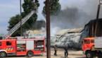 Uitslaande brand beschadigt twee bedrijven op industrieterrein Schurhoven