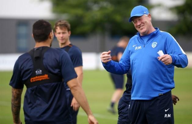 """Genk moet al vol aan de bak in Europa League: """"Zware voorbereiding is geen excuus"""""""