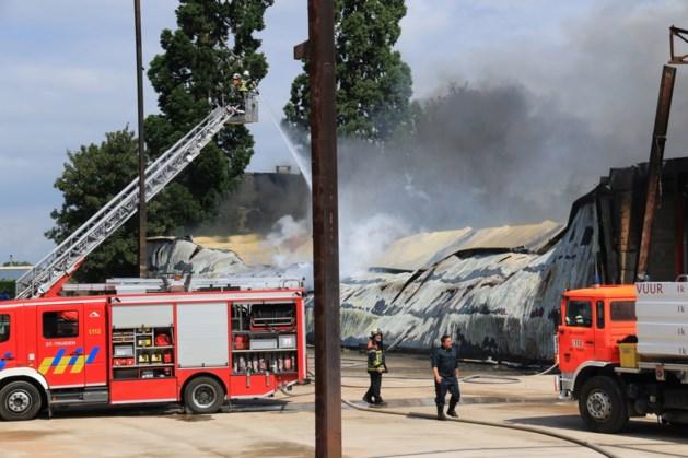 Truiense schrijnwerkerij ontmanteld om laatste vuurhaarden te blussen