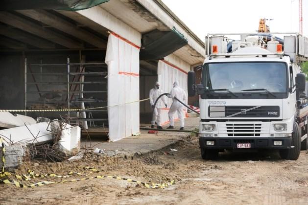 Opnieuw verhoogde concentratie asbest gemeten aan Philipsbrug