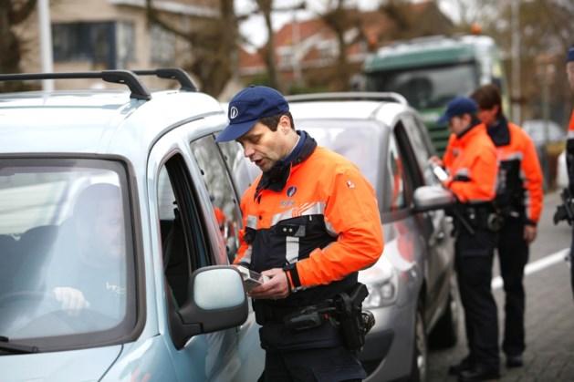Record bij ademtest na ongeval in Hasselt: 4,05 promille