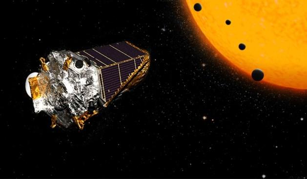 Honderd nieuwe planeten ontdekt