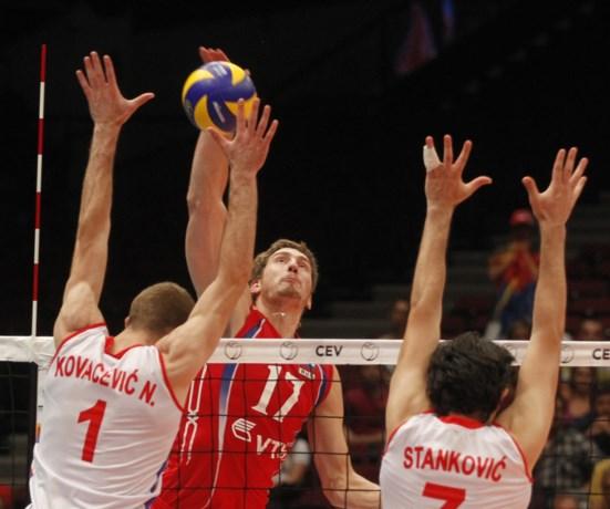 Welke volleyballers zijn betrokken bij Russisch dopingschandaal?