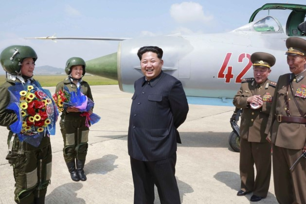 """Noord-Korea """"oefent"""" nucleaire aanval op Zuid-Korea"""
