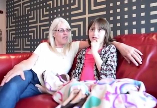 Moeder hoort hart van overleden dochter kloppen in de borst van ander meisje